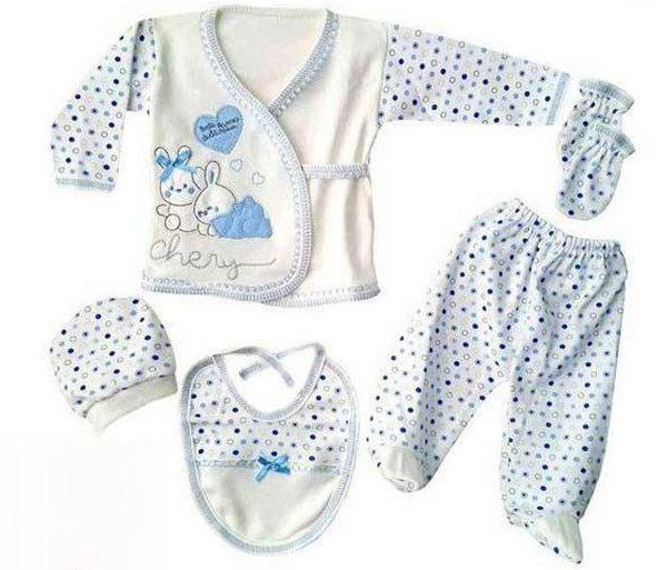 Сет за новороденче