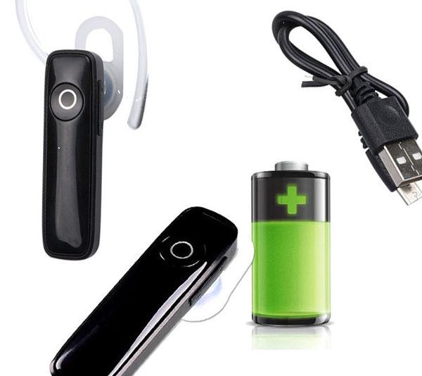 Безжична Bluetooth слушалка за мобилен