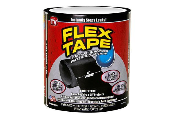 Flex tape – супер силна водоотпорната лента