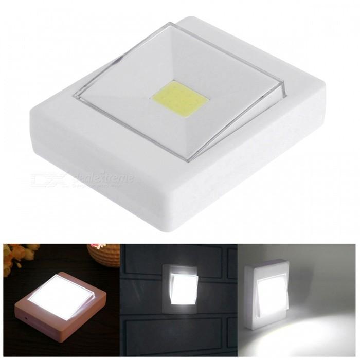 Безжична LED светилка во форма на прекидач