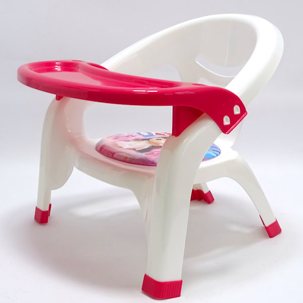 Детско столче + хранилка (2 во 1)