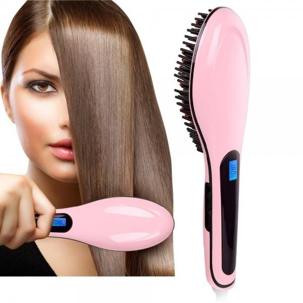 Електрична четка за исправување на коса