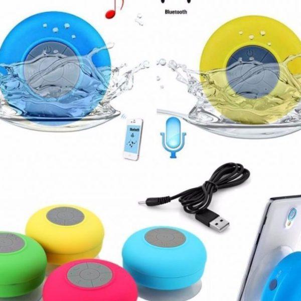 Водоотпорен Bluetooth звучник