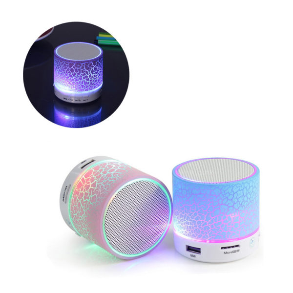 LED bluetooth мини звучник